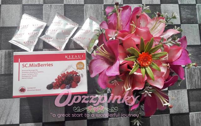 SC.Mixberries Selesaikan Masalah Hitam Bawah Mata dan Kulit Kering
