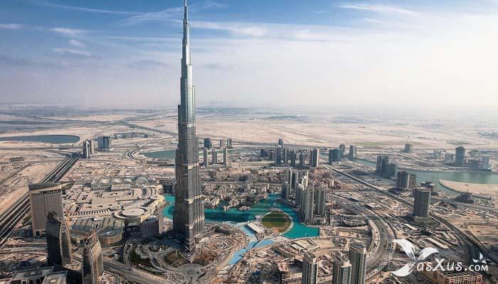 20 Daftar Urutan Gedung Tertinggi di Dunia Saat Ini Dari Berbagai Negara