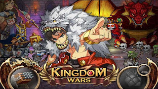Download Kingdom Wars Mod Apk 1.4.0 Versi Terbaru Unlimited Money & Diamond
