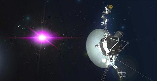 O que é o misterioso brilho ultravioleta detectado nas profundezas do Espaço - Capa