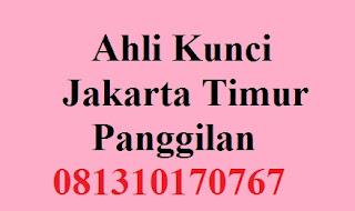 Ahli Kunci Jakarta Timur - www.ahlikuncijakarta.web.id