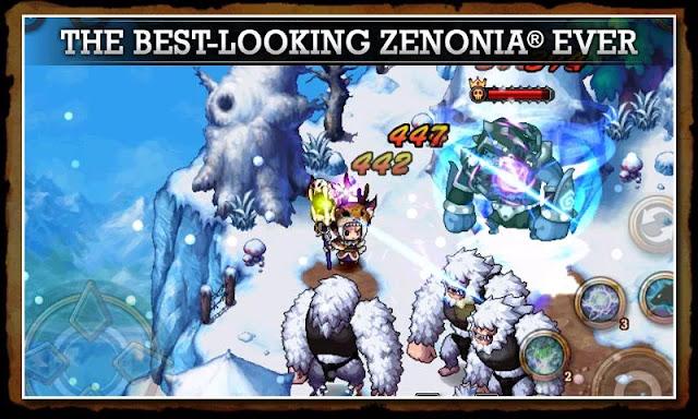 Zenonia 4 Versi Terbaru