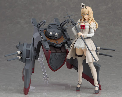 "figma Warspite de ""Kantai Collection~ Kan Colle ~"" - Max Factory"