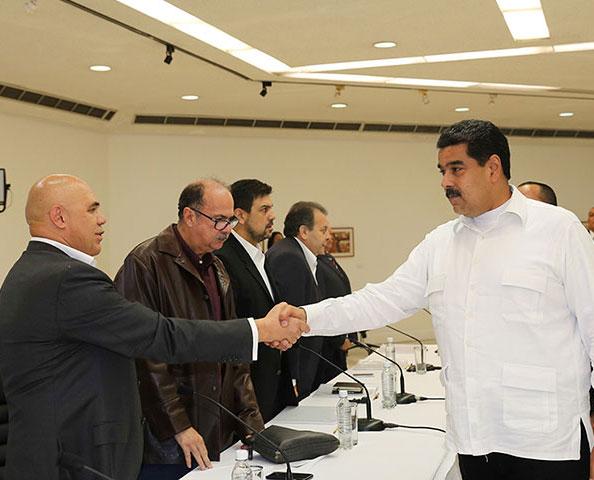 Inicio del diálogo concluyó con primeros acuerdos (+Comunicado)