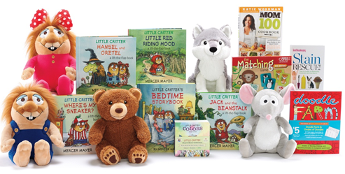 Kohl S Cares Features Little Critter Books And More For Just 5 Each