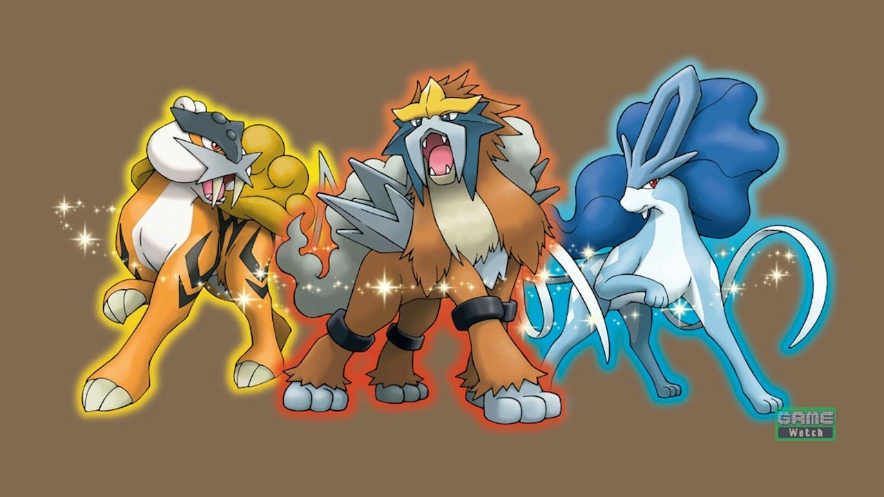 Games Download Free: Legendary Pokemon