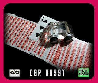 toko sulap jogja car buggy trick