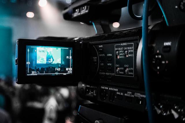 Cine fotografía: contactos