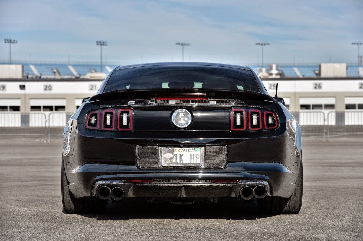 1000HP MustangManny's Shelby GT500 With HRE 590RS in Satin ...