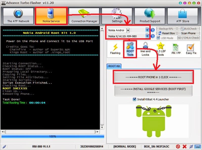 Nokia Samsungs Software Box Schopfer // biostamerdset ml