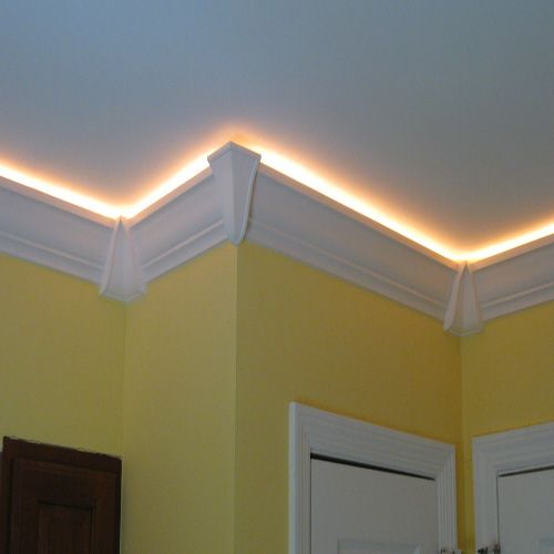 Crown Molding Ideas 35 Ceiling Corner Crown Molding Ideas - Decor Units