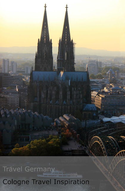 Travel Germany –Cologne Travel Inspiration