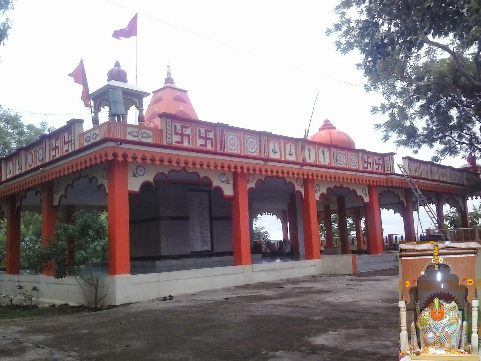 hanuman-tekri-mandir-jhabua-हनुमान टेकरी झाबुआ