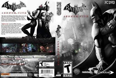 Batman Arkham City Full Version Free Download PC