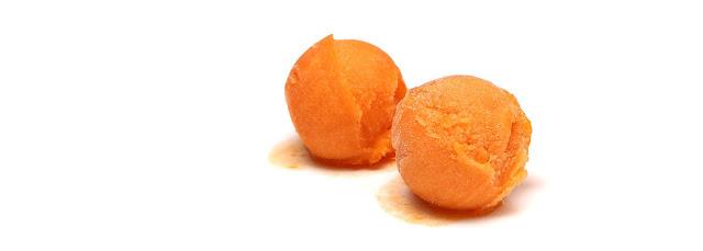 Sorbet à l'abricot