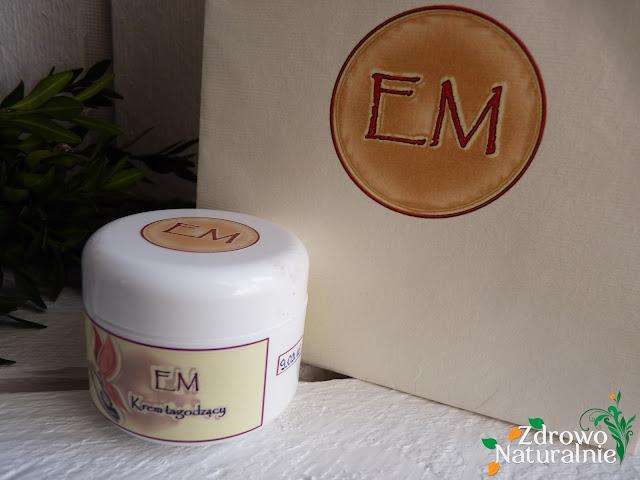 EM - Krem łagodzący, idealny dla skóry problematycznej