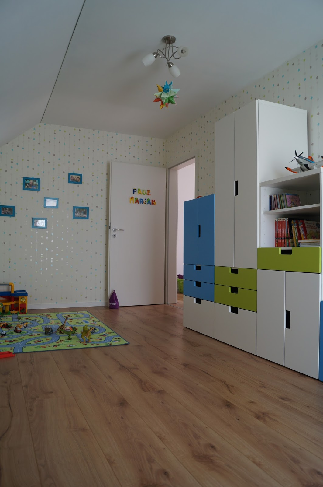 ikea kinderzimmer junge stuva. Black Bedroom Furniture Sets. Home Design Ideas