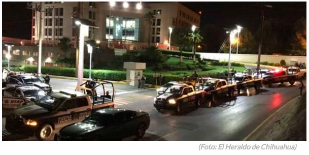 Juez Federal pensó reventar penal de Chihuahua con Marinos y Soldados