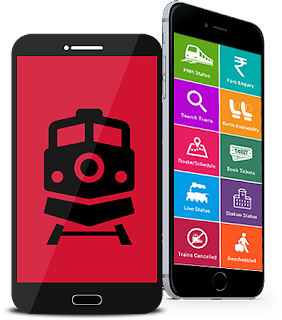indian railway irctc ticket booking app