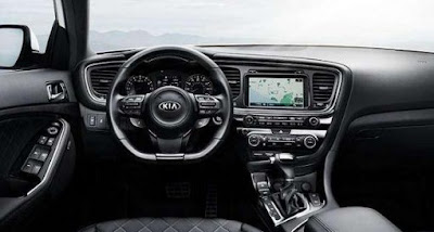 Kia Optima 2018 Concept, Review, Specs, Price