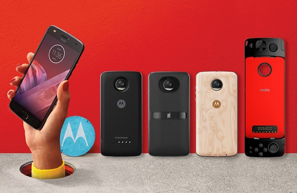 Moto Z2 Play with 5.5-inch FHD display and Moto Mods launched