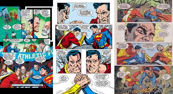 lebih kuat shazam atau superman?
