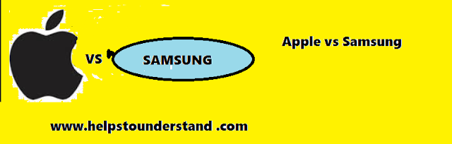 Apple vs samsung who is best . - Helps to understand .