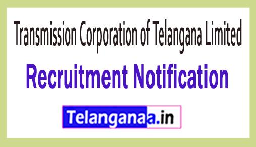 Transmission Corporation of Telangana Limited TSTRANSCO Recruitment