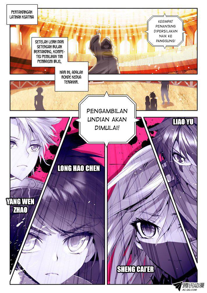 Baca Komik Manga Shen Yin Wang Zuo Chapter 84 Komik Station
