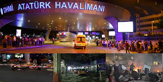 Terror Attack at Airport: 36 Killed, 147 Injured!