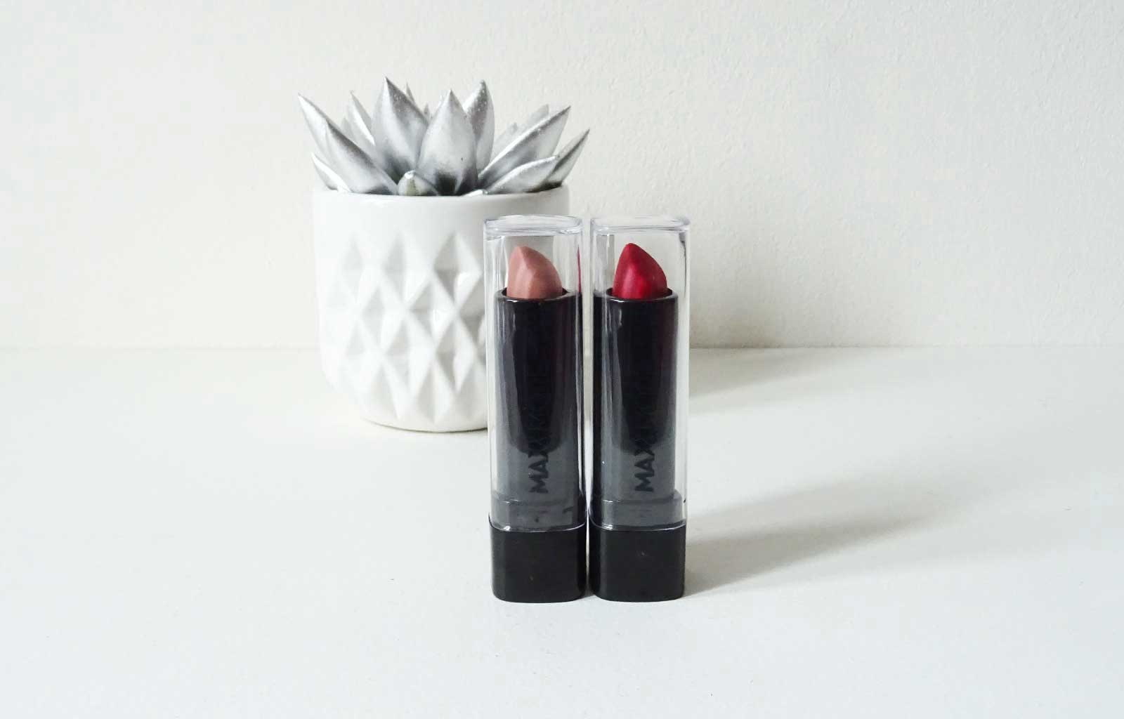 Matt Lipsticks Max & More