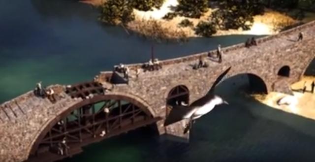 Άρτα: Ο Θρύλος του Γεφυριού της Άρτας σε 3D Animation -  Μια σύγχρονη 3D animated έκδοση, κατάλληλη για εκπαιδευτικούς σκοπούς (VIDEO)