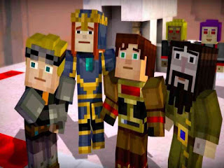 Minecraft Story Mode Episode 7 PC Game Free Download