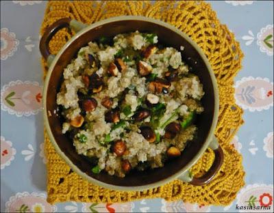 komosa-quinoa-orzechy-laskowe-przepis-weganizm
