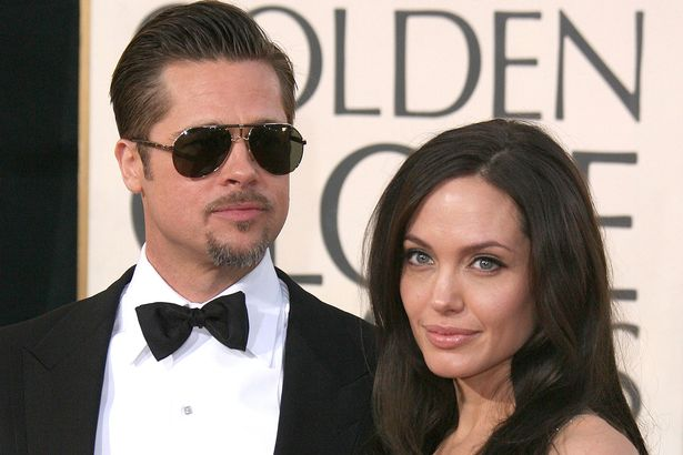 Brad Pitt was sucker punched and was just informed that Angelina Jolie was separating him only a day prior to she documented the legitimate papers, it has been guaranteed.