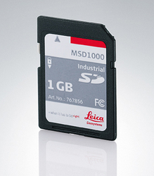 Recover images from Leica Card