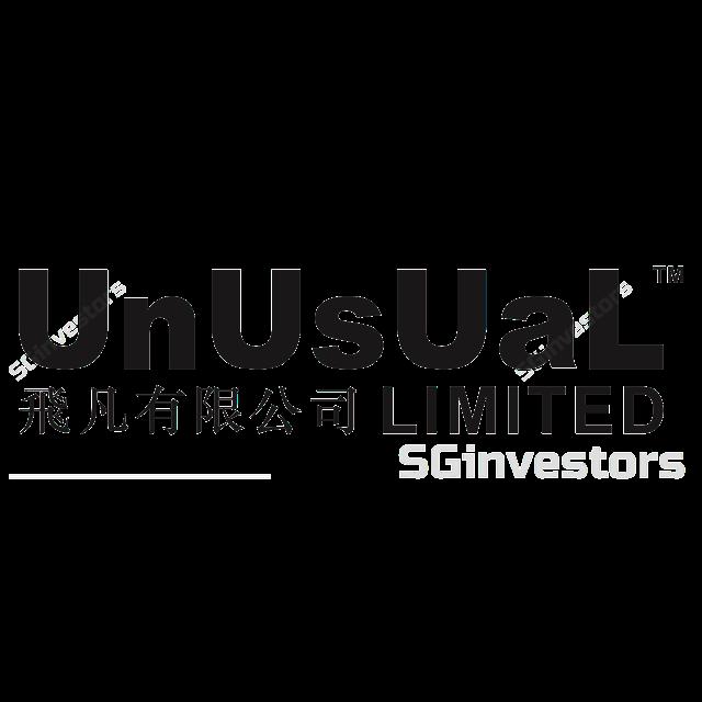 UNUSUAL LIMITED (1D1.SI) @ SG investors.io