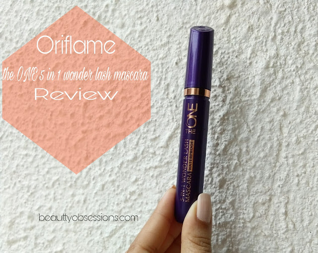 Oriflame The One 5 in 1 Wonder Lash Mascara Review