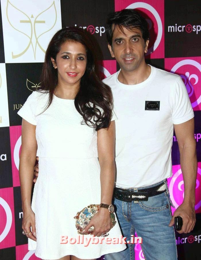 Krishika Lulla, Ramesh Dembla, Keratin Secrets Launches Revolutionary Hair Care Product Microspa