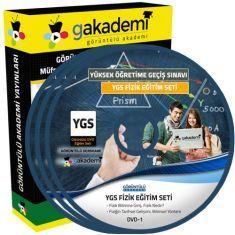 Görüntülü YGS Fizik Eğitim Seti 13 DVD