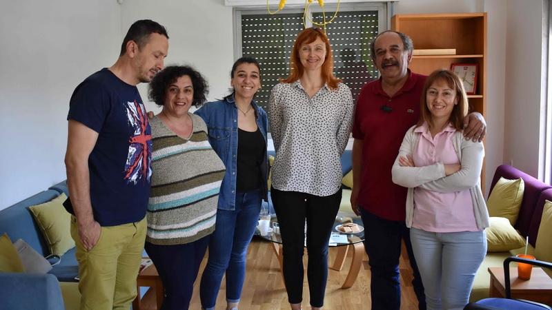 Συνάντηση της Λαϊκής Συσπείρωσης με το προσωπικό του ΚΕΘΕΑ στην Αλεξανδρούπολη