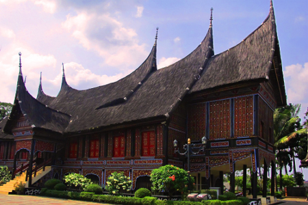 Rumah Gadang, Rumah Adat Dari Provinsi Sumatera Barat