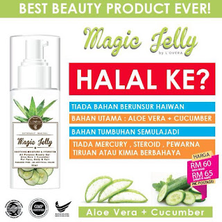 magic jelly by lovera halal
