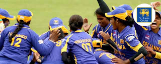 Sri Lanka Women's cricket team leaves for World Cup 2013