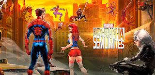 imagem do Homem Aranha Sem Limites