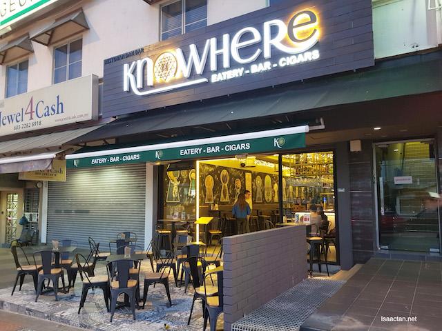 KNOWHERE Eatery, Bar & Cigars @ Bangsar Kuala Lumpur
