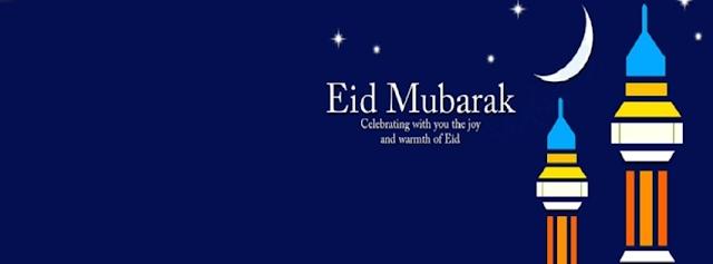 Facebook Timeline Covers for Eid al Mubarak