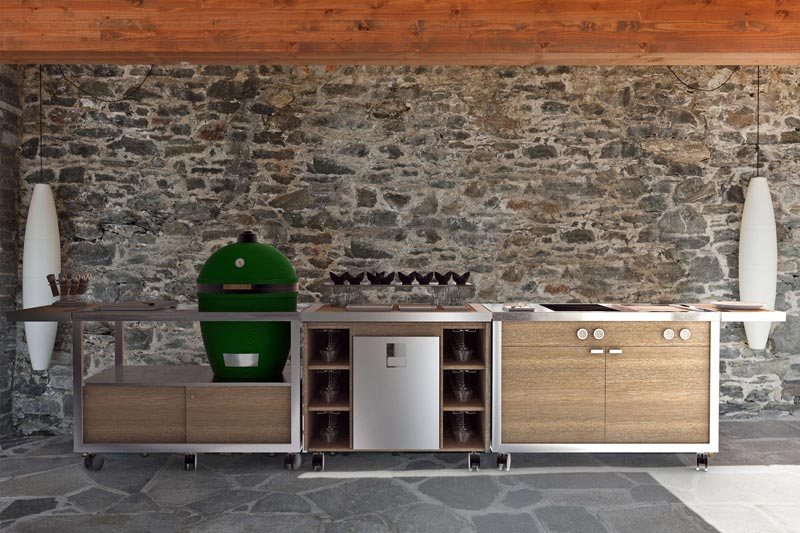 carrelli cucina Kitchen&Party Carts di La Tavola