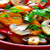 Topla salata/ prilog od mrkve i timijana