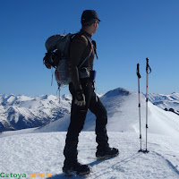 Ver ruta al Pico Estorbín de Valverde
